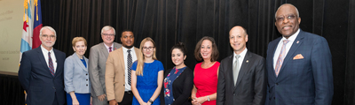 2019-20 student trustee installation