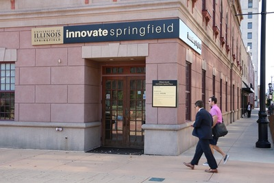 Innovate springfield building