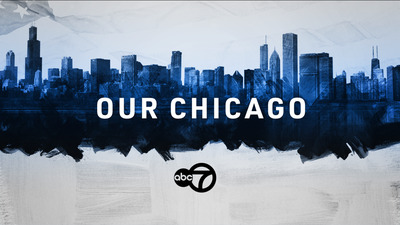 OUR CHICAGO, ABC7, skyline art