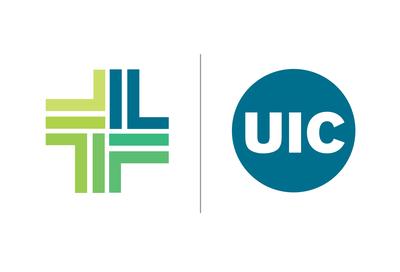 UI Health & UIC logo