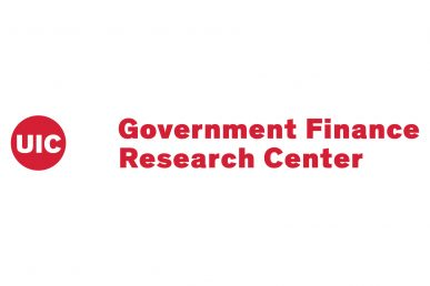 UIC Government Finance Research Center logo