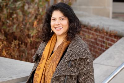 Social work professor Liliane Windsor